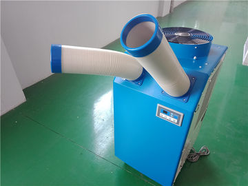 China 1.5 Ton Spot Cooler Temporary Air Conditioning Units For Multi - Workstation Cooling supplier