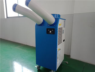 China 9300BTU Industrial Spot Coolers Spot Cooling Systems With Two Flexible Hoses supplier