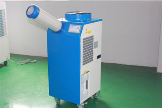 China Durable 3500W Spot Portable Air Conditioner / Temporary Coolers For Large Scale supplier
