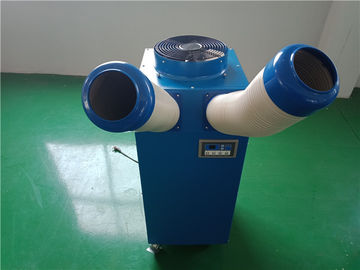China 18700BTU Temporary Air Conditioning / Small Spot Cooler For Standby Services supplier