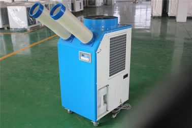 China 18700BTU Spot Air Cooler Industrial Spot Cooling Systems For Testing Requirements supplier