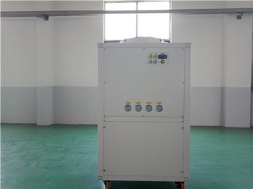 China 25000W Commercial Portable Air Conditioning Units For Cooling Industrial Machine supplier