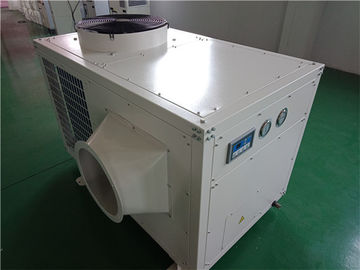 China White Color Industrial Spot Coolers Temporary Cooling Units 18000W High Efficiency supplier