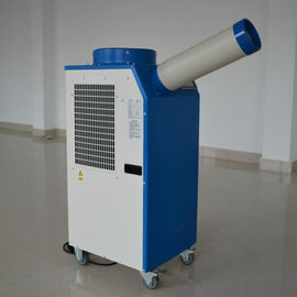 China 3500W Cooling Capacity Portable Spot Air Conditioner With Dehumidifying Systems supplier