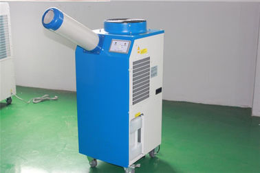 China 0.95 Ton Air Cooling Small Spot Cooler For Factory Cooling / Dehumidifying supplier