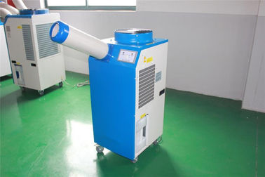 China 220V Portable Air Cooler Conditioner Spot Cooling Units Floor Standing CE Certification supplier