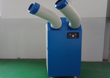 China Flexible Portable Spot Air Conditioner 1 Ton Spot Cooler For Production Line Cooling supplier