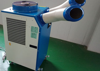 China Substantial Portable Spot Coolers / Temporary Coolers With 11900BTU Energy Saving supplier