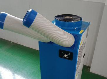 China Low Power 7.4A Spot Cooler Rental  / Temporary AC Unit 11900BTU In Large Scale supplier