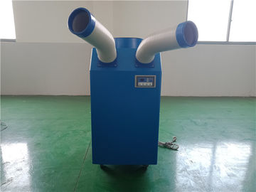 China 5.5kw Cooling Capacity Portable Ac Cooler , Flooring Standing Spot Cooling Systems supplier