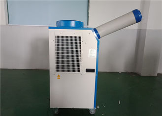 China Single Flexible Duct Industrial Spot Coolers With 2700w Anti Freezing Thermostat supplier