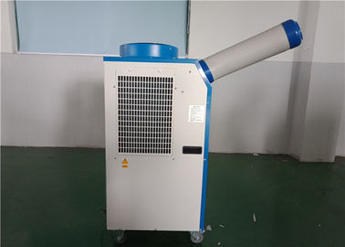 China 3500W Portable Air Cooler Conditioner Low Noise Design 15 Sqm - 30 Sqm Tent Cooling supplier