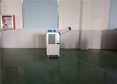 China Floor Standing Temporary Air Conditioning For 1000W Temporary Office Cooling supplier