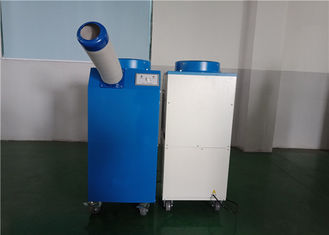 China Energy Saving Industrial Portable Air Conditioner / Temporary Coolers Eco Friendly supplier