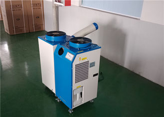 China Single Flexible Duct Temporary Air Conditioning Units With Self - Contained Pulleys supplier