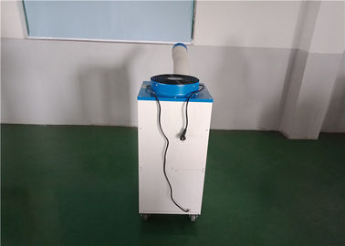 China Anti Freezing Thermistor Temporary Commercial AC Units 3500W Big Water Tank supplier