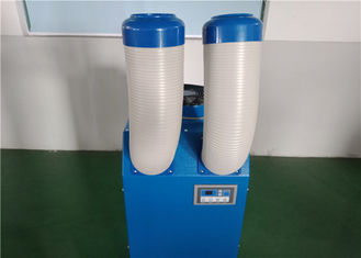 China 1 Ton Spot Cooler Commercial Spot Coolers With Dual Directional Nozzles Dehumidifying supplier