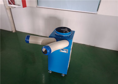 China Portable Air Conditioner Rental / Portable AC Cooler 11900BTU Movable Wheel Casters supplier