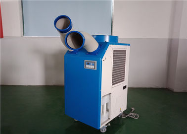 China Customized Spot Cooling Units 1.5 Ton Spot Cooler With Two Additional Flexible Ducts supplier