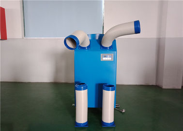 China Floor Standing 5500W Portable AC Rental Instant Cooling Machinery / Equipment supplier