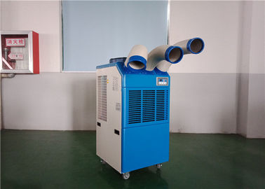 China 6500W Portable Cooling System Air Cooling With Three Flexible Cooling Arms supplier
