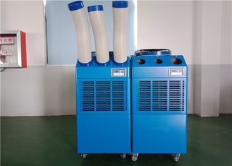 China Spot Coolers Portable Air Conditioners 22000BTU Free Installation With Movable Wheels supplier