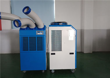 China 22000BTU Commercial Portable Air Conditioner Rental With Cooling Thermostat Settings supplier