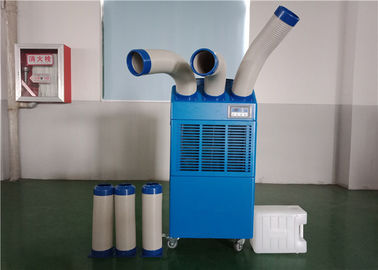 China Low Noise 2 Ton Portable Air Conditioner Instantly Providing Cool Air Eco Friendly supplier