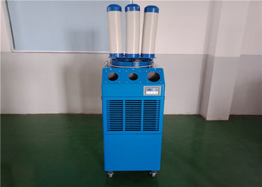 China 2 Ton Spot Cooler Portable AC Unit Industrial Instantly Rolled For Large Scale supplier