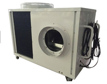 China Camping AC Unit / Tent Air Conditioner Energy Saving With 1000M3 / H Cooling supplier