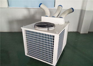 China 28900BTU 2.5 Ton Air Conditioner Mobile Cooling Unit With Movable Wheels supplier