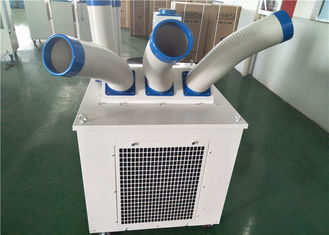 China 8500W Industrial Spot Cooling Systems / Spot AC Units With Fan Motor Protection supplier