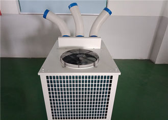 China 8500W Three Hoses Substantial Spot Cooling Air Conditioner 28900BTU Energy Saving supplier
