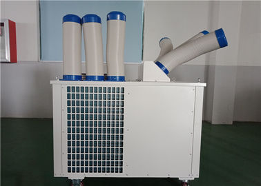 China 2.5 Ton Air Conditioner , Mobile Evaporative Cooler With Rotary Compressor supplier