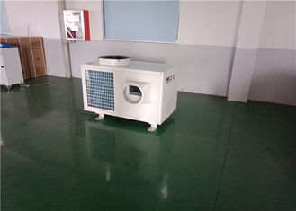 China Mobile Spot Cooler Rental , Temporary Coolers With 61000BTU Instant Cooling supplier