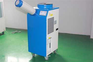 China 11900btu Spot Air Conditioner Cooler With Rotary Compressor 3500w Cooling supplier
