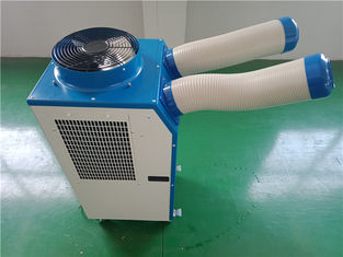 China 1 Ton Spot Cooler / Evaporative Room Air Conditioner With Imported Rotary Compressor supplier