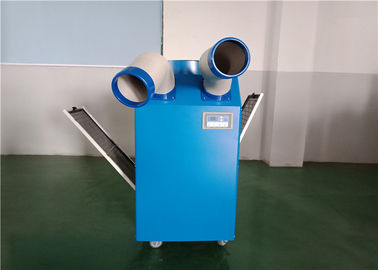 China Customized 5500W Spot Coolers Portable Air Conditioners With Two Flexible Hoses supplier