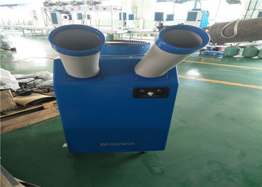China Floor Standing 5500w Commercial Spot Coolers Customized For Outdoor 220v 50hz supplier