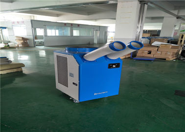 China Portable Spot Air Conditioner Cooler With Condensate Overflow Protection supplier