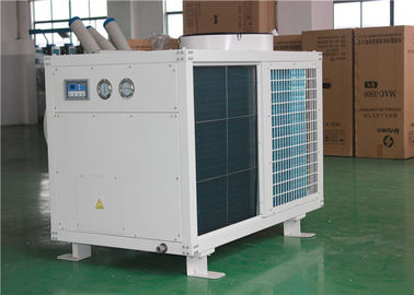 China 5 Ton Portable Spot Coolers High Efficiency , 380v 50hz Industrial Air Conditioner supplier