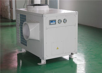 China Floor Standing Small Air Cooler / Commercial Portable Air Conditioner Cooler supplier