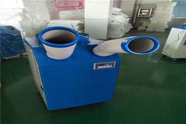 China 3500W Cooling Capacity Cooler , 1 Ton Spot Cooling Units R410A Cooler supplier