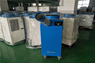 China 2700W Temporary Ac Unit 9300btu Spot Cooling / R410a Cooling 14L Capacity supplier