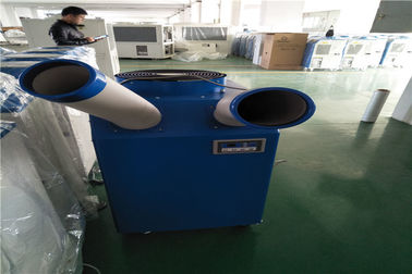 China 11900btu Cooling Capacity Portable Spot Air Conditioner R410a Cooling Rental supplier