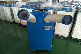 China Floor Standing 5500w Ton Portable Spot Coolers 220V 50HZ 450 * 510 * 1100 Size supplier