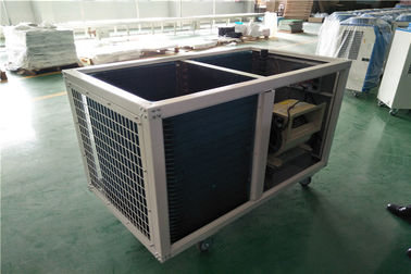 China 5 Ton Portable Tent Cooler Air Conditioner 380v 50hz R410a Industrial Tent Cooling System supplier