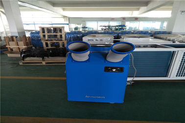 China Small Spot Cooling Air Conditioner With Imported Rotary Compressor 60kg supplier