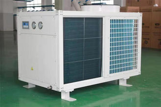 China Mobile 18000w Spot Cooling Systems For Warehouse , 6200btu Temporary Air Conditioner supplier