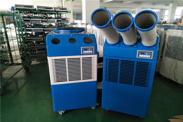 China 6500w Spot Air Conditioner Cooler ,  220v 50hz Industrial Compressor Cooler supplier